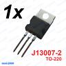1x Transistor J13007-2 MJE 13007 MJE13007 400V 8A - TRANSISTOR TO-220