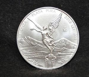 2019 Mexico 1 oz. Silver Libertad .999  - Free US Shipping