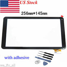 "New Touch Screen Digitizer Panel For Ematic EGQ223 EGQ223BL 10.1"" Inch Tablet"
