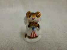 Wee Forest Folk Ice Anger Fourth of July Special M-212 Retired