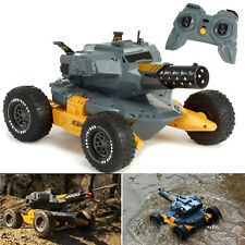 LT XTreme Transformers Vehicle Car Land & Sea Boat RC Remote Control Toys Kids