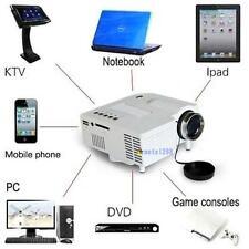 Mini Home Cinema Theater 1080P HD Multimedia USB LED Projector AV TV VGA HDMI MT