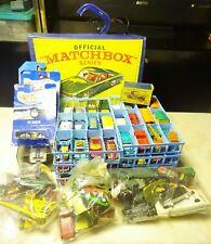100+ Die cast Cars Matchbox Lesney Corgi Tootsie-toy Playart Hot Wheels Original