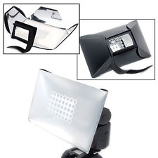 Diffuseur Universel pour Flash Cobra Sabot Hot-shoe Speedlite Sanon Sony Nikon..