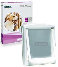 New Large Dog Pet Door Staywell Dog Door & Plastic Flap 760