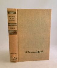 The Wind In The Willows-Kenneth Grahame-Thrushwood-First/1st Edition Thus-1913!!