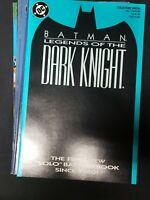 Batman Legends of the Dark Knight #'s 1,2,3,5,6,7,8 & 10 + Annual  VF+/NM  (E62)