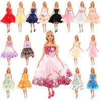 Barwa New 5-piece Mini Skirts For Barbie