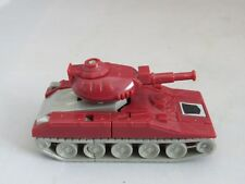 Transformers G1 Mini vehicle minibot Warpath 1984 Takara tank