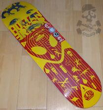 "ALIEN WORKSHOP - War Mongers - Pro Skateboard Deck - 8.375"" - Human Error Series"