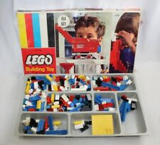 Vintage LEGO Building Set No. 450 Samsonite 1963 Legos & Box About 75%+ Complete