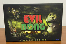 Evil Bong Stash Box 9 Disc Blu-ray Set