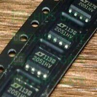 1PCS LTC2051IS8 IC OPAMP CHOPPER 3MHZ RRO 8SO LT