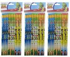 Disney Toy Story Pencils School stationary Supplies 36pc