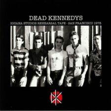 Dead Kennedys - Iguana Studios Rehearsal Tape - San Francisco 1978 NEW LP