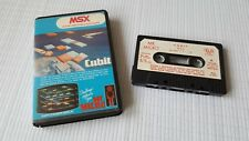 MSX Game - Cubit - Mr Micro - Mind Games Espania