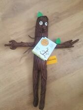 Stick Man 12 Inch Soft Toy *NEW OTHER HAS HOLE UNDER ARM Pictures show