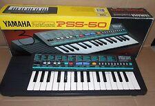 Yamaha Electronic Keyboard - PortaSound PSS-50 *WORKING*