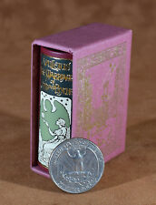 MINIATURE BOOK  The Marriage of Cupid & Psyche