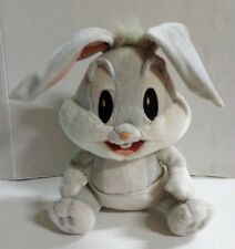 Looney Tunes Baby Bugs Bunny Plush Interactive Sings Laughs 1999 Play By Play