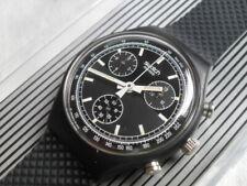 Swatch Chrono von 1990 ++ SCB100V BLACK FRIDAY ++ BICOLOR ++ neu und OVP !! rar