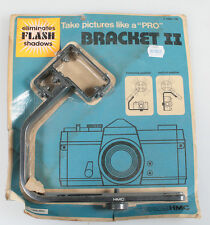 VINTAGE FLASH   CAMERA BRACKET, METAL, NEW IN PACKAGE