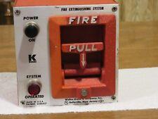 Kidde Fire Alarm System Release station