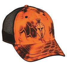 Outdoor Cap Krpytek Mesh Back Cap Kryptek Inferno Blaze Orange
