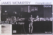 JAMES MCMURTRY, COMPLICATED GAME POSTER (B14)