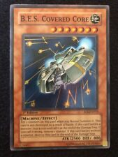 Yugioh BES Covered Core Soi-en013 Super Rare 1st Ed Mint