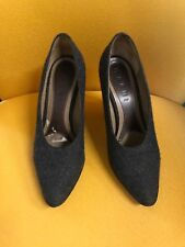 Marni tweed shoes, EU 35.5, UK 2.5, very stylish, grey,