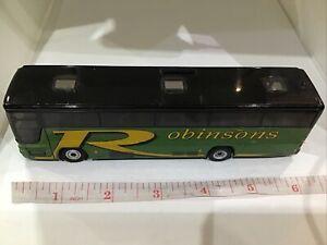 Corgi Plaxton Coach 1:76 Robinsons British And European Holidays