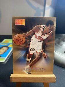1997 Skybox Premium 100 Allen Iverson