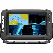 Lowrance Elite 000-14652-001 9 in Ti2 Active Imaging 3-in-1 GPS Fish Finder