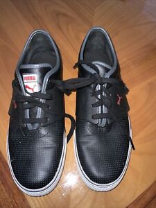 Puma Black Sneakers Size 10.5