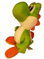 Large Yoshi Soft Toy Official Branded Plush Gift  30cm - 05613N