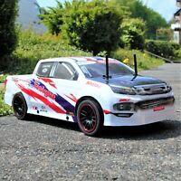 Ferngesteuertes AUTO Pick Up Car Rennwagen RC Spielzeug R10D 42cm lang mit Akku