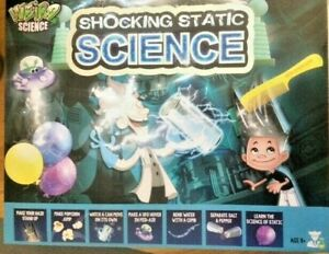 Shocking Static Science from Weird Science