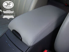 FITS CHRYSLER 300C/CRD REAL LEATHER ARM REST LID COVER GREY 2005-2007