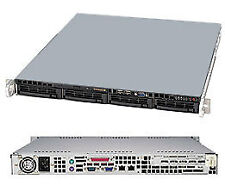 Supermicro 813Mtq-350Cb, Mb X9Scl-F, E3-1230v2, 1SuperTalent Ddr3 8Gb, 2xWd500Gb