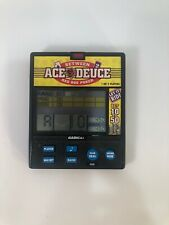 RADICA Between Ace Deuce Red Dog Poker Handheld Electronic Pocket Video Game 960