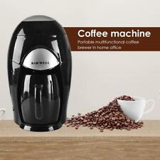 300W Mini Portable Coffee Maker Household Office American Drip Coffee  Machine