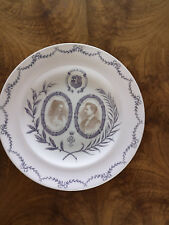 Royal Worcester 1896 Commemorative Plate, Mayor of Worcester