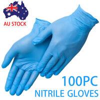 Disposable Nitrile Gloves Medical Gloves Bastion Powder Free Blue/S/M/L/XL