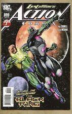 Action Comics #899-2011 nm 9.4 1st App The Zone Child / Superman