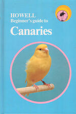 CANARY - CANARIES (Beginners Guide) Robinson & Adams **GOOD COPY**