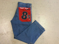 Tommy Jeans Carpenter Jeans 85 Big Back Pocket Logo 33X32 Free Shipping