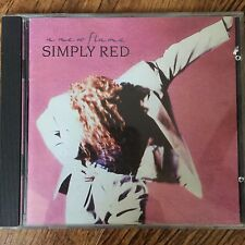 Simply Red - A New Flame - Mick Hucknall British Rock Pop CD