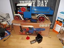 VINTAGE MAMOD SW1 S.W.1 LIVE STEAM WAGON ENGINE VN/MINT BLUE TESTED boxed