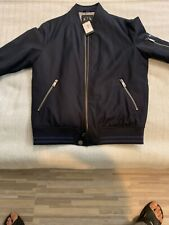 Armani Exchange Mens  Blouson Jacket Navy Blue M